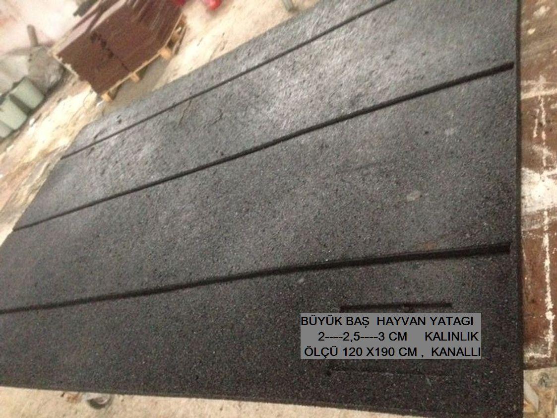 HAYVAN YATAGI   2--2,5--3  cm kalınlık   1,20 m X 1,90 m. boylarda